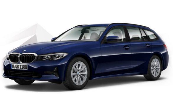 BMW 330e Touring