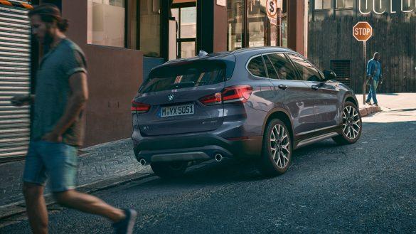 BMW X1 Heckleuchten