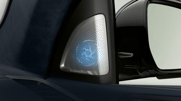BMW X7 Surround Sound