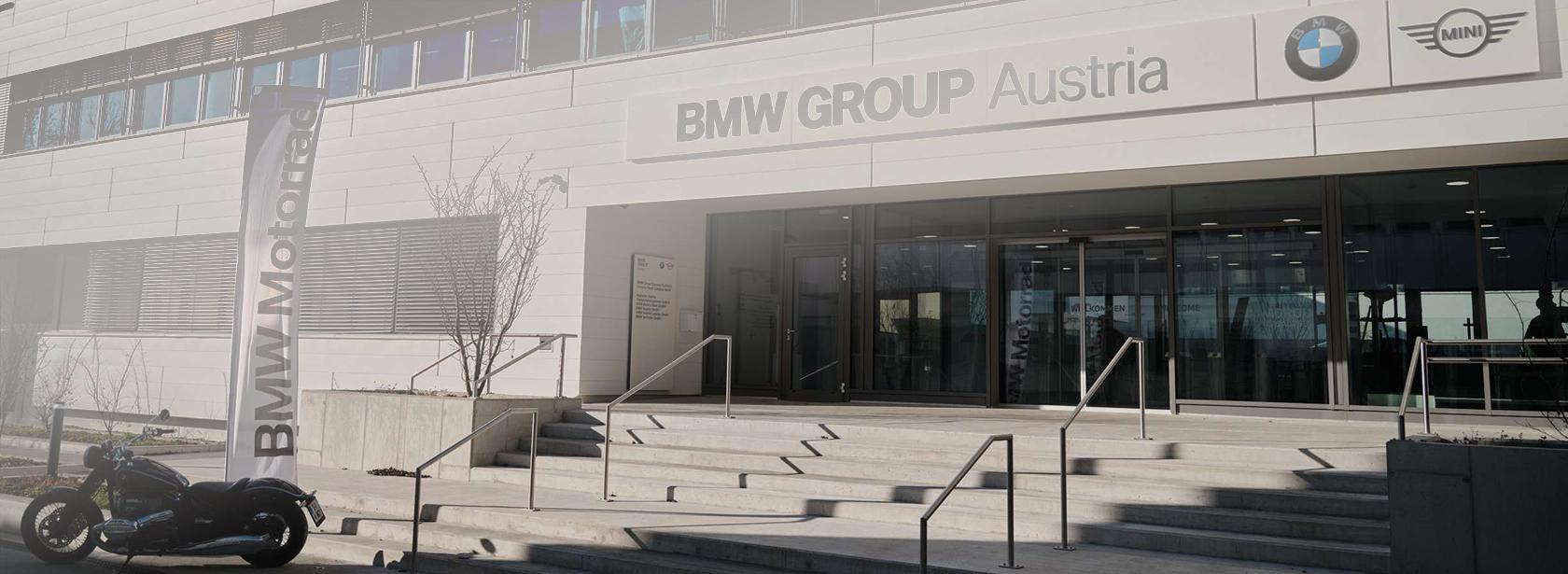 BMW Campus Salzburg