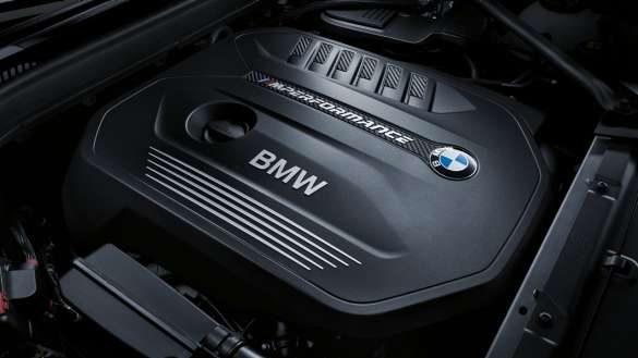 BMW X4 M40i G02 LCI Facelift 2021 BMW M TwinPower Turbo Reihen-6-Zylinder Motor